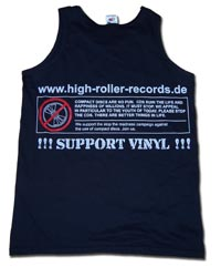 High Roller Records Shop