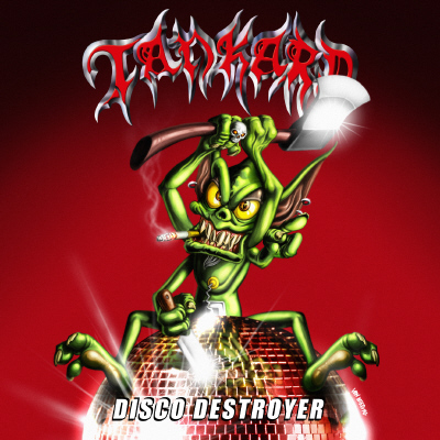 Tankard Disco Destroyer Lp