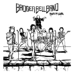 BADGER BELL BAND - Faceless Gang  LP