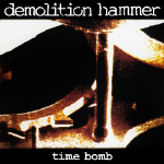 DEMOLITION HAMMER -Time Bomb  LP