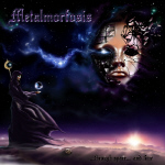 METALMORFOSIS - ... Through Space ... and Time  LP
