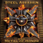 STEEL ASSASSIN - WW II: Metal of Honor  LP