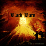 BLACK BURN - The Invocation  LP