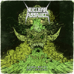 NUCLEAR ASSAULT - Atomic Waste: Demos & Rehearsals  LP