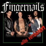 FINGERNAILS - Alles verboten  LP