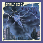 MANILLA ROAD - Invasion  LP