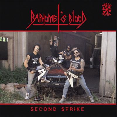 Baphomets Blood Second Strike Lp
