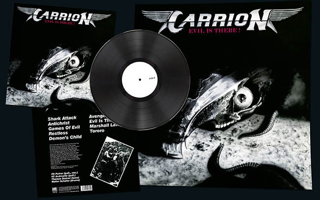 Carrion (switzerland) - evil is there!