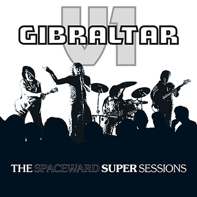 V1/ GIBRALTAR - The Spaceward Super Sessions  MCD
