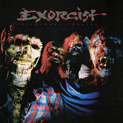 Exorcist Nightmare Theatre Lp