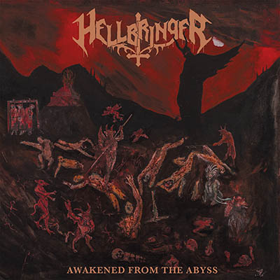 Hellbringer Awakened From The Abyss Lp