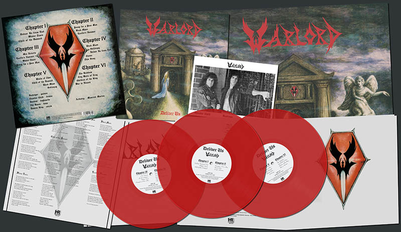 Warlord deliver us 3lp malvernweather Gallery