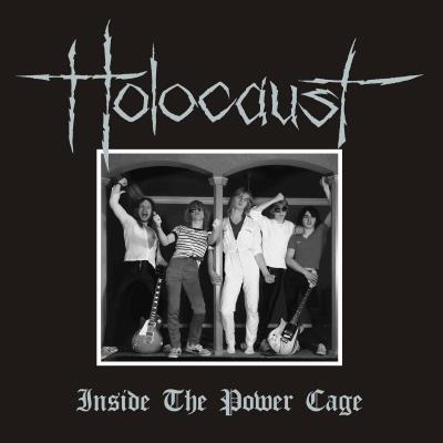 Holocaust Inside The Power Cage Dlp 1st Pressing