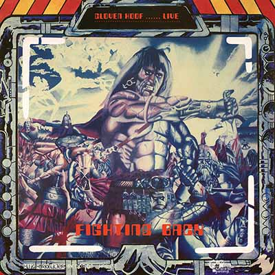 CLOVEN HOOF - Fighting Back CD
